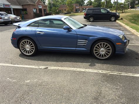 Chrysler Crossfire Srt 6 by 2005 Chrysler Crossfire Srt 6 Coupe For Sale