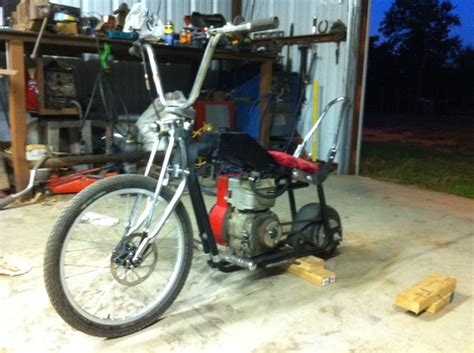 Modified Mini Bikes by Custom Mini Bike Minibike Mini Bike And