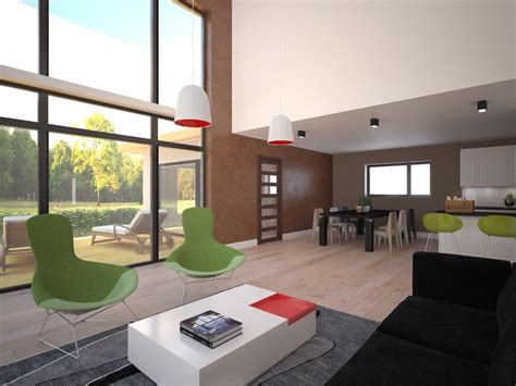 house plans with large windows modern home design modern house plans with large windows