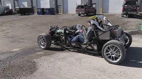 Rod Go Karts by Tecmotion S 33 Rod Go Kart Test Drive