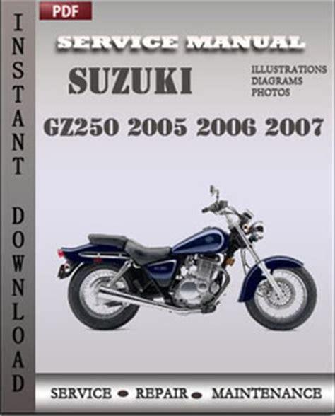 service manual free service manuals online 2006 suzuki xl 7 auto manual suzuki grand vitara suzuki gz250 2006 2007 service repair manual repair service manual pdf