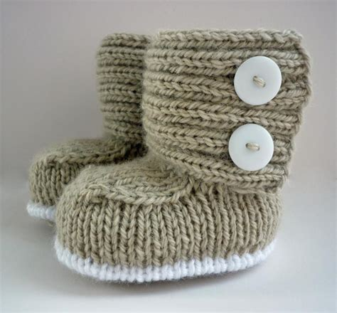 knit baby free baby bootie knitting patterns for all knitters