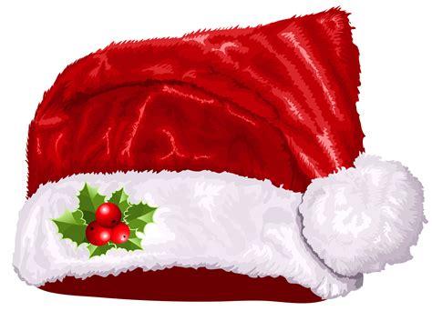 large santa hats large transparent santa hat clipart cliparting