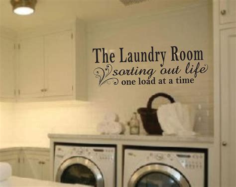 laundry room wall stickers laundry room wall decals 28 images laundry room wall
