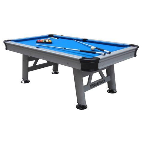 pool tables orlando berner orlando 8ft outdoor pool table
