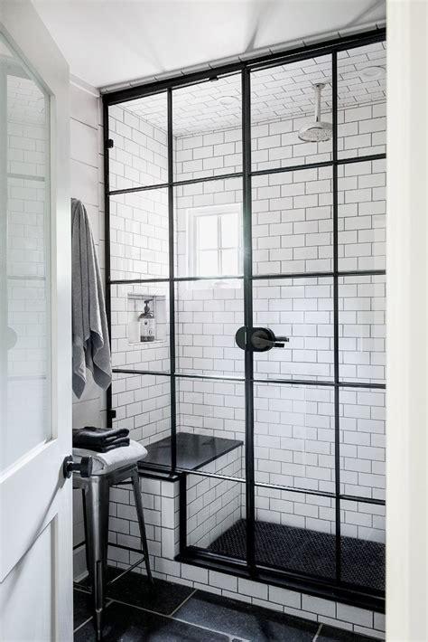 steel shower doors w polsce si苹 nie da 11 czarne industrialne loftowe