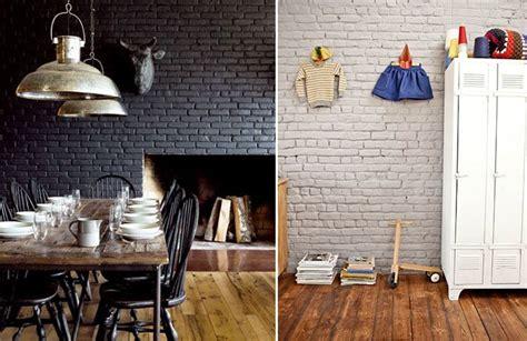 17 meilleures id 233 es 224 propos de murs en briques peints sur brique blanchie 224 la