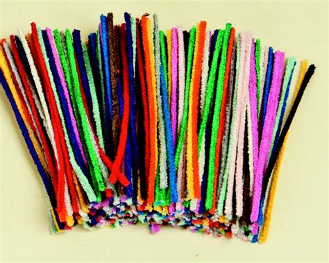pipe cleaners and asco gt shop gt arts crafts gt pipe cleaners 30cm
