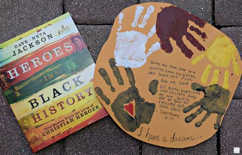 history crafts for learning remembering martin luther king jr