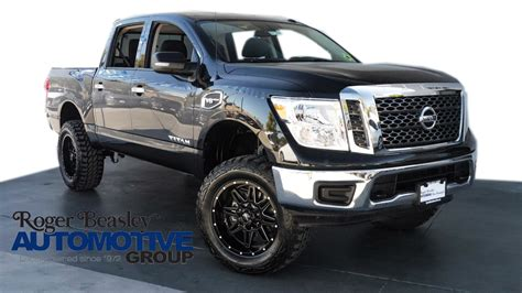 Nissan Titan Engine For Sale by 2017 Nissan Titan Lifted For Sale 13 Used Cars From 32 797