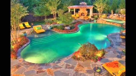 best pool designs best tropical swimming pool design ideas plans waterfalls