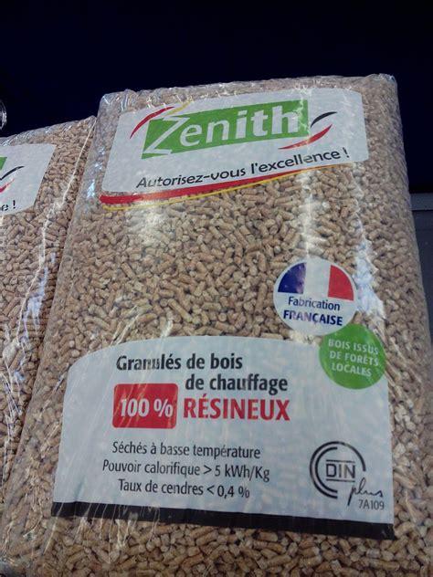 prix d une tonne de pellets ou granul 233 s de bois conseils thermiques