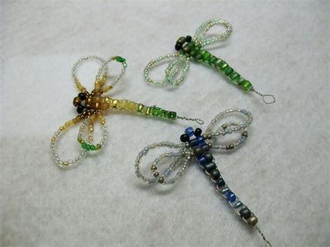 beaded dragonfly beaded dragonflies dragonflies