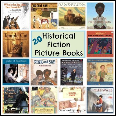 Historical Fiction Books For 5th And 6th Graders
