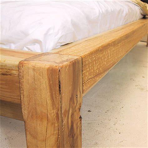 timber bed frames redhouse bed frame 150 wooden platform bed solid