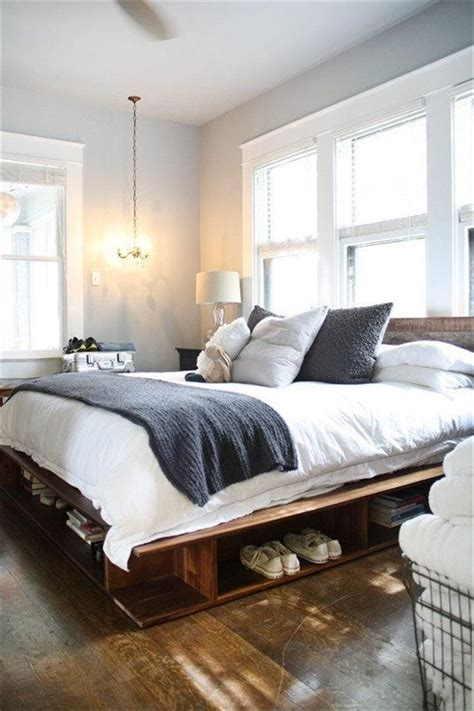 no bed frame ideas 1000 ideas about diy bed frame on diy bed