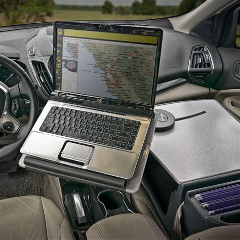 mobile office car desk workstations mobile desk for car whitevan