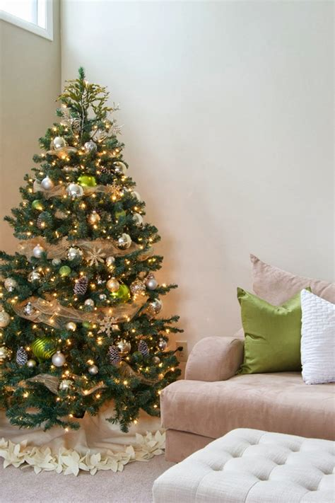 simple tree decorations 40 easy tree decorating ideas