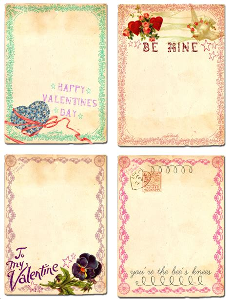 printable papers for card 50 free printables for valentines day