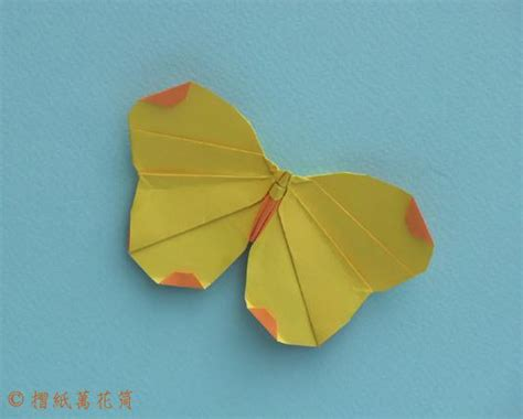 origami simple butterfly easy origami swallowtail butterfly comot