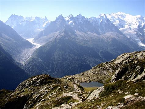 panoramio photo of massif du mont blanc
