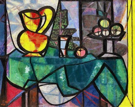 picasso paintings fruit pablo picasso spain vijay simhadri continued