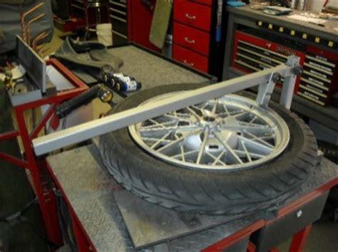 breaking bead on motorcycle tire motorcycle tire bead breaker