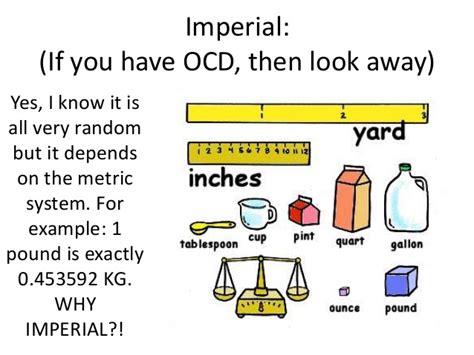 metric vs imperial imperial vs metric