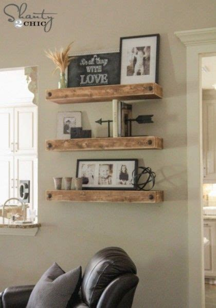 rustic decor ideas 17 best ideas about cheap shelves on cheap
