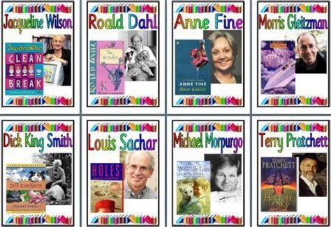 popular picture book authors literacy display posters popular ks2 authors