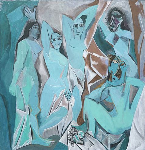 picasso paintings les demoiselles humanistic perspective abraham maslow s self