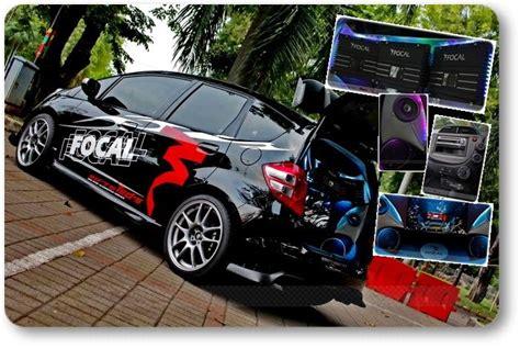 Oto Trend Modifikasi Motor by Gambar Modifikasi Honda Jazz Oto Trendz