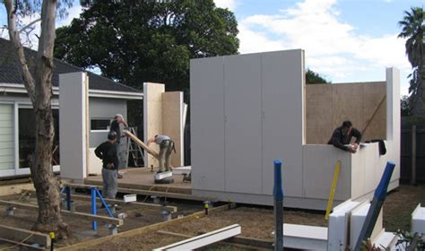 Structural Insulated Panel Home Kits habitech wall panels habitech systems australian