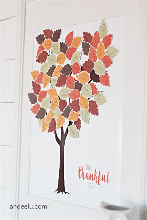 thankful tree craft for 25 best ideas about thankful tree on