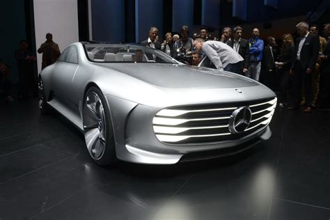 Mercedes New Models by Mercedes Confirms Development Of Tesla Model S Rival