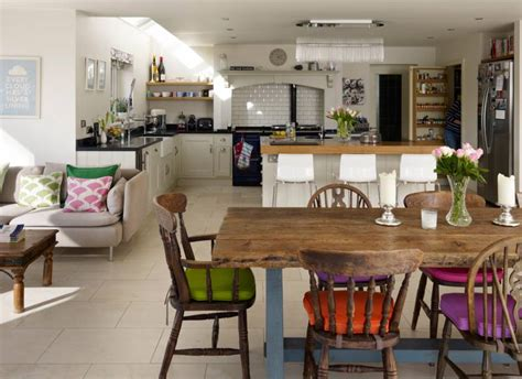 country kitchen diner ideas open up with space enhancing ideas for kitchen extensions the room edit