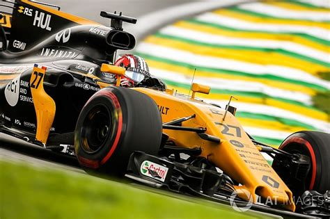 Renault F1 Engine by Renault Says F1 Engine Gained A Second 2016