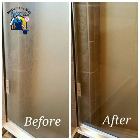 best cleaner for glass shower doors best product for cleaning shower doors bathroom how to
