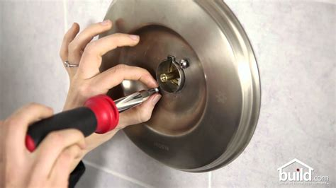 Kitchen Faucet Diverter Valve Repair how to replace and install a shower valve cartridge