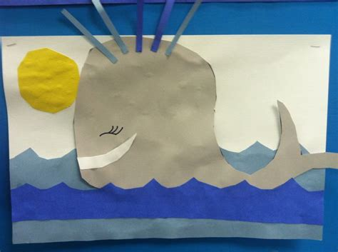 whale crafts for 17 best images about whale classroom ideas on