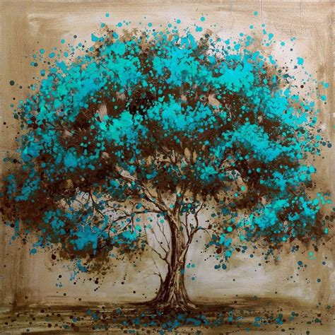 acrylic painting ideas trees 25 best ideas about acrylic paintings on