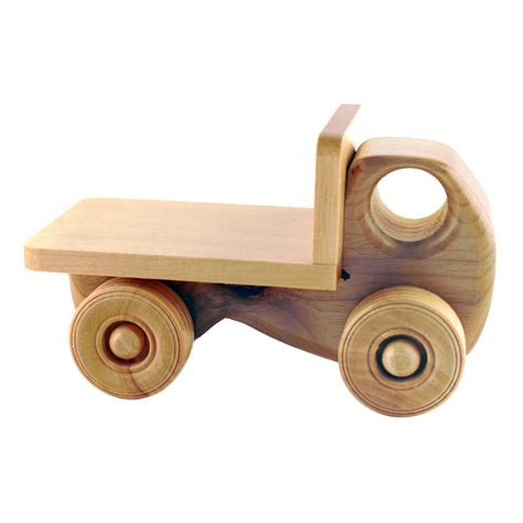 woodworking toys humbert myrtlewood flatbed truck http www shop 4
