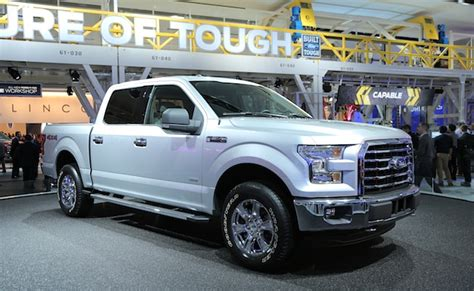2015 Ford F 150 News by 2015 Ford F 150 Sheds 700 Lbs Gains New 2 7l Engine