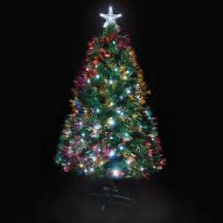 tree fiber optic lights fibre optic trees