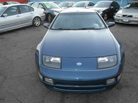 1996 Nissan 300zx For Sale by 1996 Nissan 300zx For Sale Carsforsale