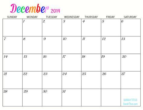 december 2014 blank calendar new calendar template site
