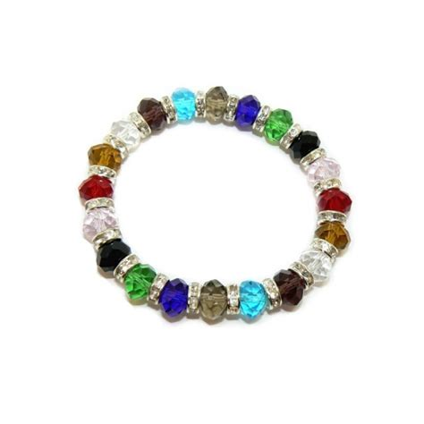 pics of beaded bracelets stylish multicoloured beaded bracelet