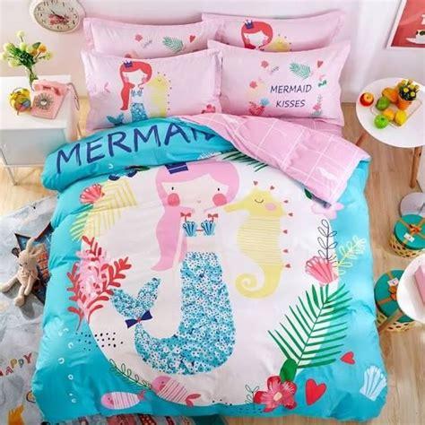 mermaid size comforter set best 25 mermaid bedding ideas on mermaid room