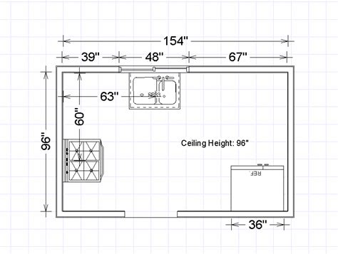 L Shaped Kitchen Layout With Island e3 kitchen amp interior measure kitchen