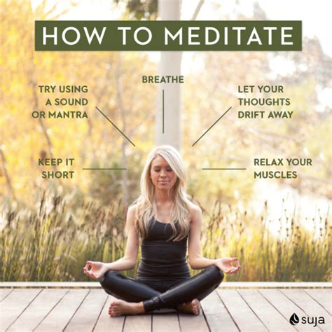 meditation how to use how to meditate suja juice